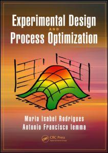 Experimental Design and Process Optimization