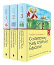 SAGE Encyclopedia of Contemporary Early Childhood Education (Three Volume Set)