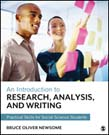 Introduction to Research, Analysis, and Writing: Practical Skills for Social Science Students