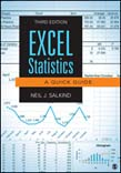 Excel Statistics: A Quick Guide 3ed