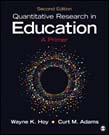 Quantitative Research in Education: A Primer 2ed