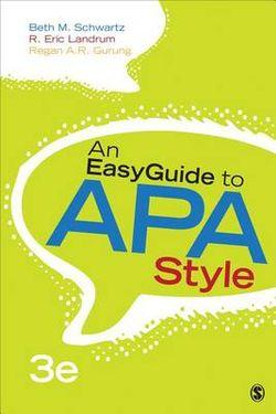 EasyGuide to APA Style 3ed