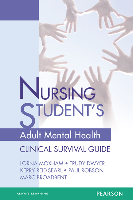 Nursing Student's Adult Mental Health Survival Guide