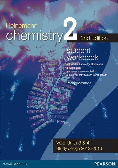 Heinemann Chemistry 2 Student Workbook