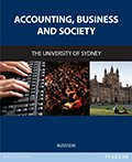 Accounting Business And Society Custom Book