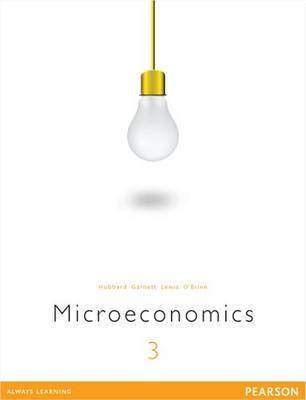 Microeconomics 3rd Edition