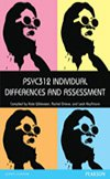 Individual Differences and Assessment Psyc312 (Custom Edition)