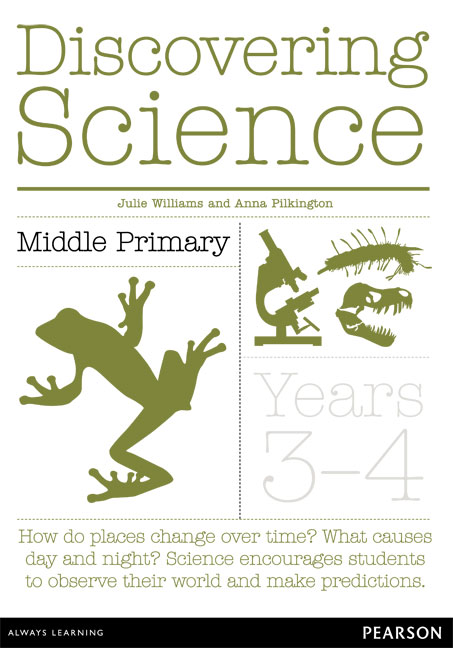 Discovering Science Middle Primary Teacher Resource Book