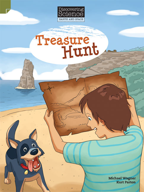 Discovering Science (Earth and Space Middle Primary): Treasure Hunt (Reading Level 28/F&P Level S)