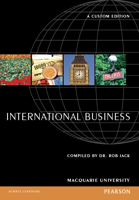 International Business (Custom Book) BUS202