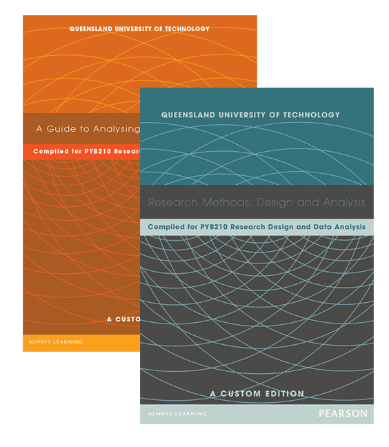 Research Methods, Design and Analysis (Custom Edition) + Analysing & Understanding Data Using SPSS (Custom Edition)