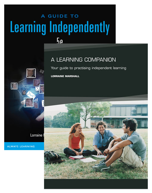 A Guide to Learning Independently + A Learning Companion: Your Guide to Learning Independently (Custom Edition)