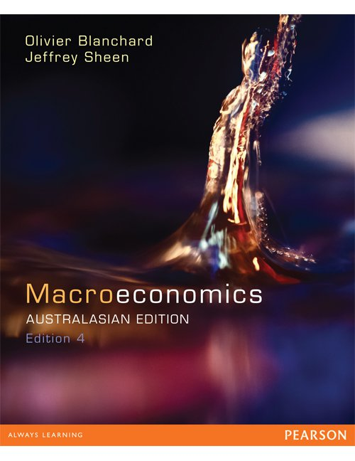 Macroeconomics (Australasian Edition) with MyEconLab (new copies only)