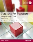 Statistics For Managers Using Microsoft Excel 7th Global Ed + Mystatlab Access Card