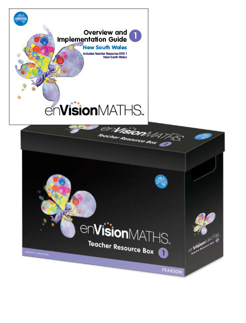 enVisionMATHS New South Wales 1 Teacher Resource Box