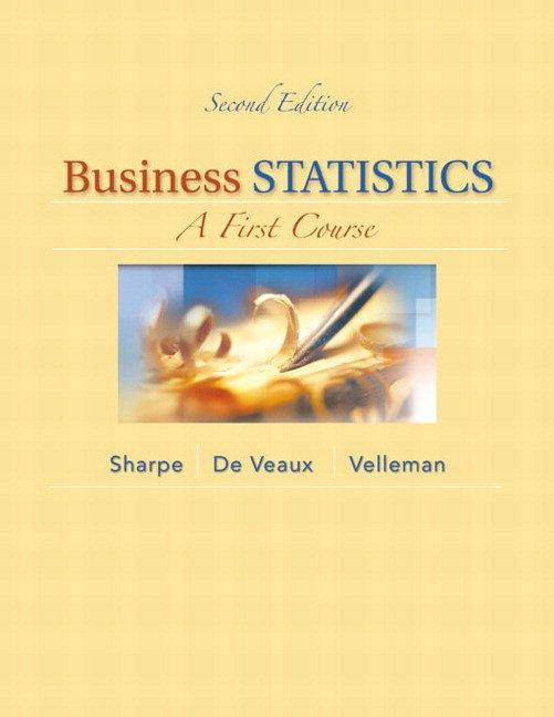 Business Statistics: International edition + Mystatlab