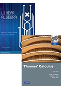 Value Pack Thomas' Calculus Global Edition + Linear Algebra (Custom Edition) + Mymathlab