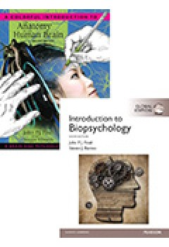 Value Pack Biopsychology (Custom Edition) + A Colorful Introduction to the Anatomy of the Human Brain: A Brain & Psychology Coloring Book