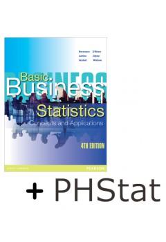 Basic Business Statistics + PHStat Access Kit for Statistics