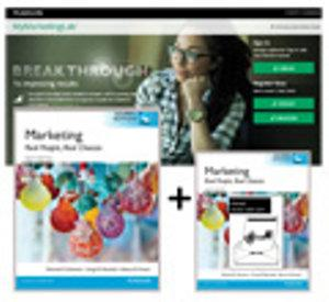 Value Pack Marketing: Real People, Real Choices (Global Edition) + Mymarketinglab with Etext