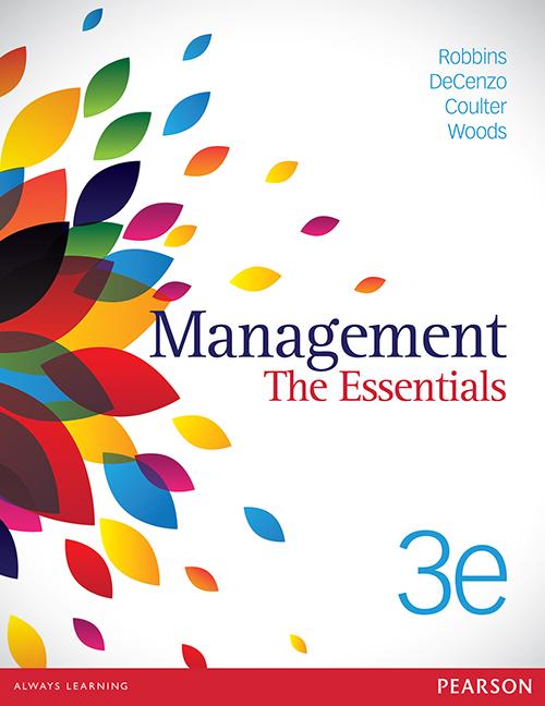 Management: The Essentials