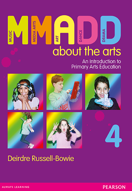 MMADD About The Arts: An Introduction to Primary Arts Education