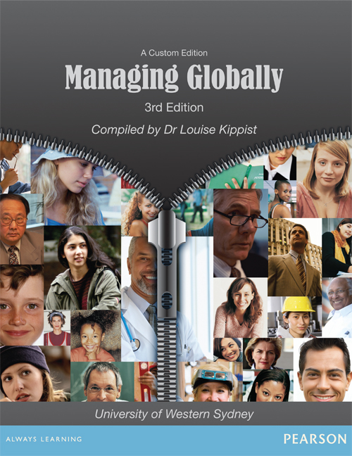 Managing Globally (Custom Edition)