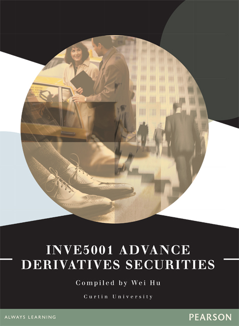 Advance Derivatives Securities INVE5001 (Custom Edition)