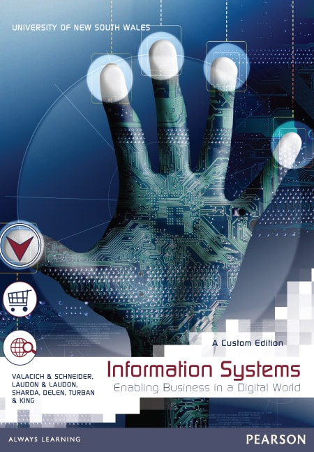 Information Systems Enabling Business in a Digital World 3ED INFS1602