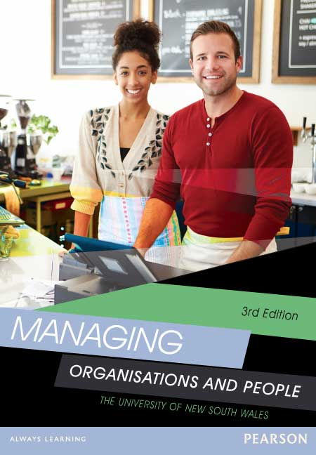 Value Pack Managing Organisations & People (Custom Edition) + MyManagementLab with eText