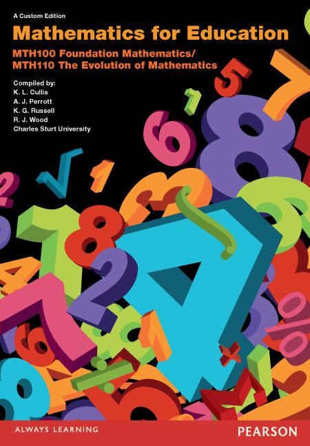 Mathematics For Education (Custom Edition)