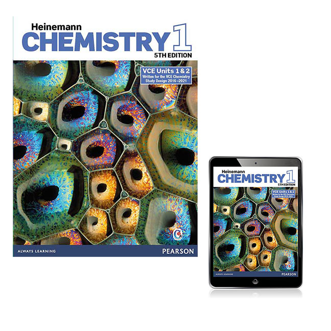 Heinemann Chemistry 1 Student Book with eBook