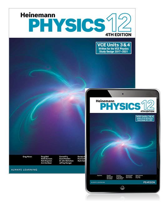 Heinemann Physics 12 Student Book with eBook