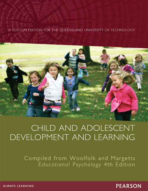 Child and Adolescent Development and Learning (Custom Edition)