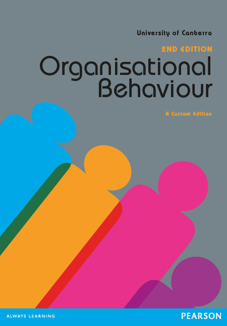 Organisational Behaviour (Custom Edition)