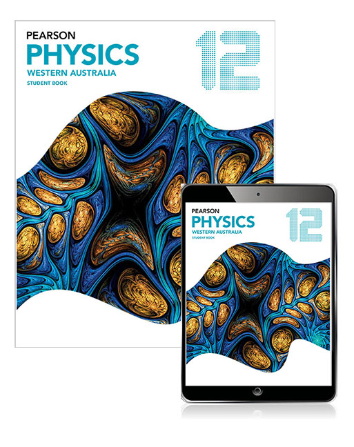 Pearson Physics 12 Western Australia Student Book with eBook