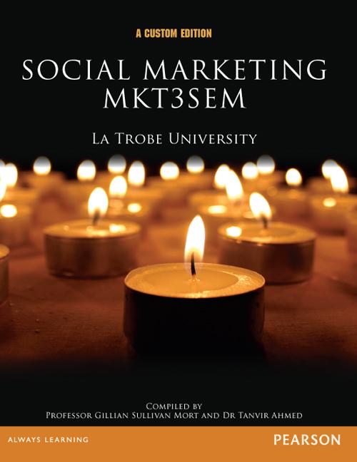Social Marketing MKT3SEM (Custom Edition)