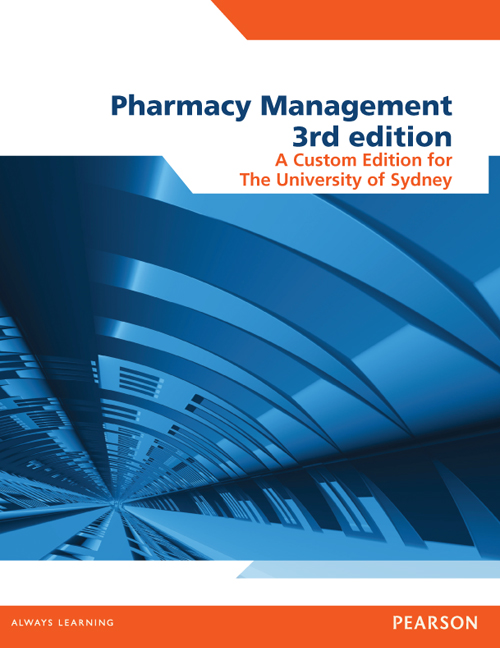 Pharmacy Management (Custom Edition)