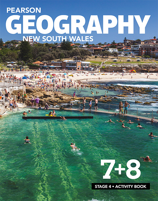 Pearson Geography New South Wales Stage 4 Activity Book