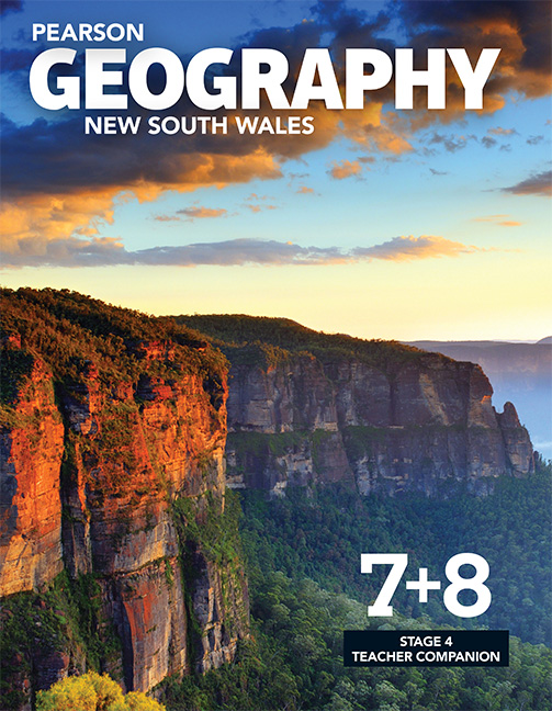 Pearson Geography New South Wales Stage 4 Teacher Companion