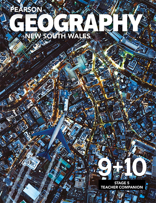 Pearson Geography New South Wales Stage 5 Teacher Companion