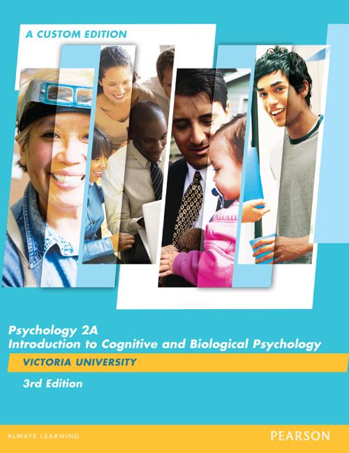 Psychology 2A (Custom edition)