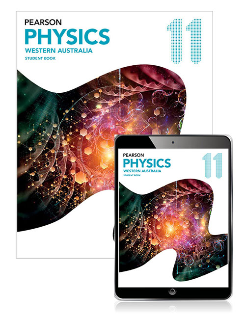 Pearson Physics 11 Western Australia Student Book with eBook
