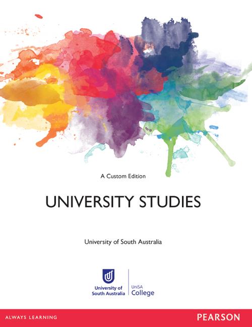 University Studies EDUC1075 (Custom Edition)