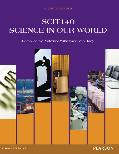 Science in our World SCIT140 (Custom Edition)