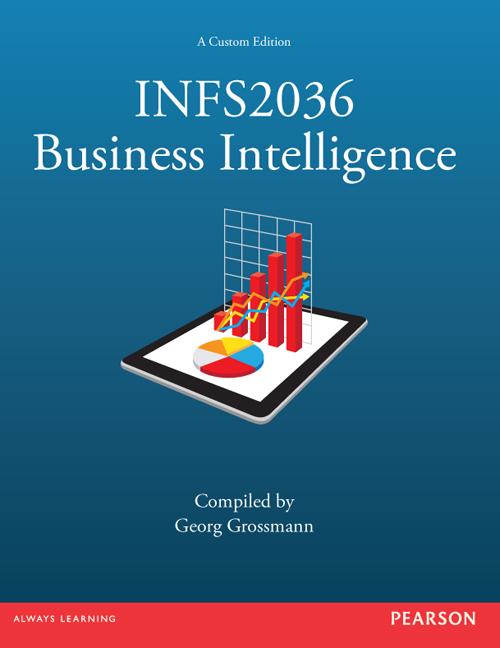 INFS2036 Business Intelligence (Custom Edition)