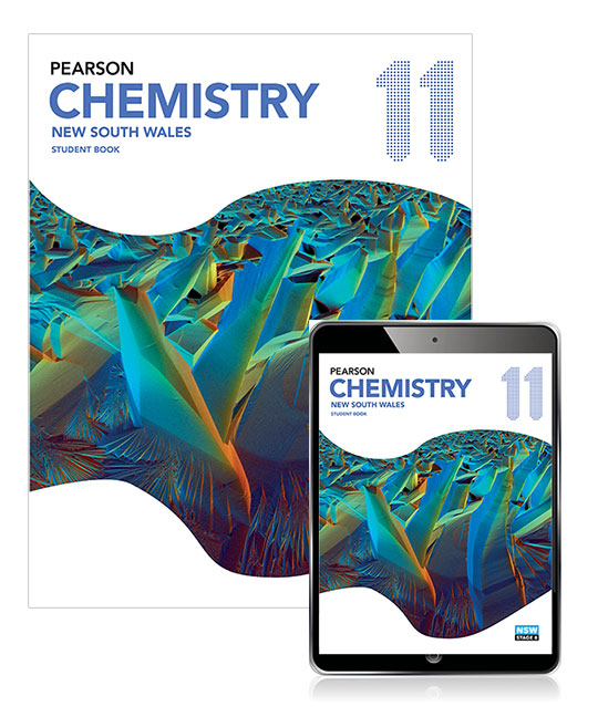Pearson Chemistry 11 New South Wales Student Book with eBook