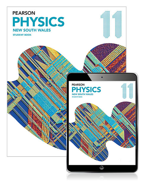Pearson Physics 11 New South Wales Student Book with eBook