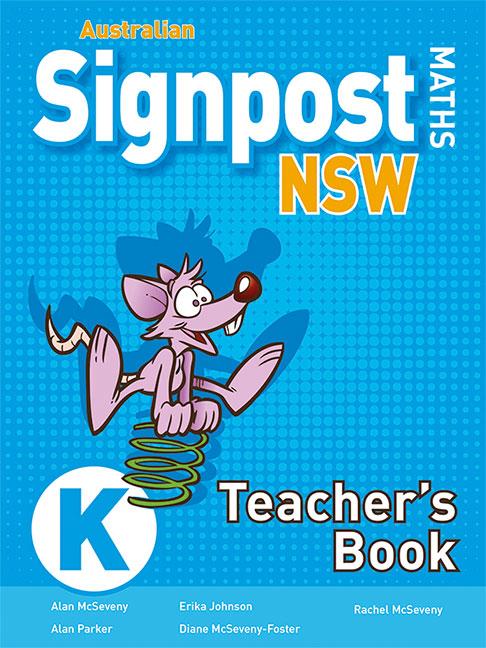 Australian Signpost Maths NSW K Teacher's Book