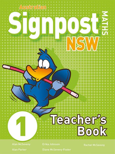 Australian Signpost Maths NSW 1 Teacher's Book